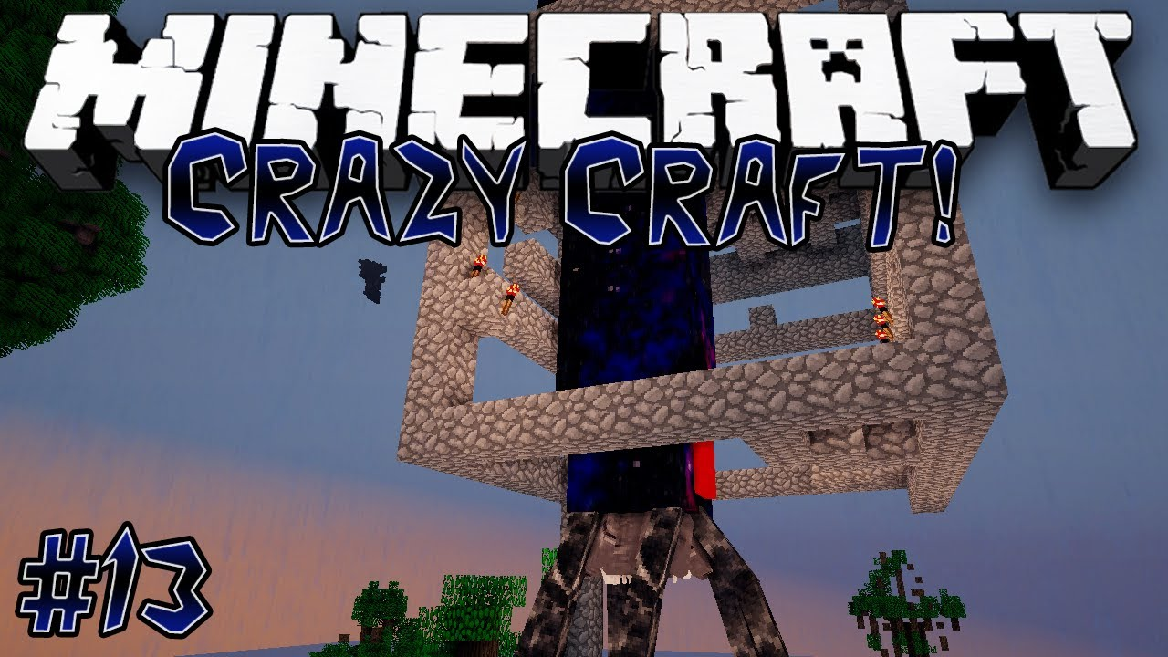crazy craft minecraft quot trapping the kraken quot craft minecraft modded 1793