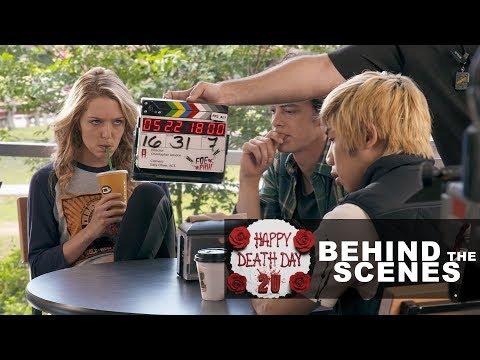 'Happy Death Day 2U' Behind The Scenes