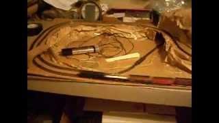 N Gauge Coffee Table Layout Test Mockup