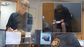 Brock Turner Officially Registers as a Sex Offender Just Days After Prison Relea