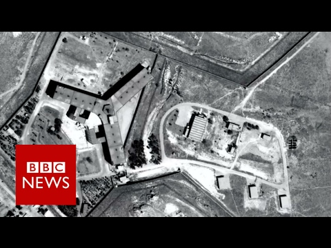 Syria conflict: Thousands hanged at Saydnaya prison - Amnesty - BBC News