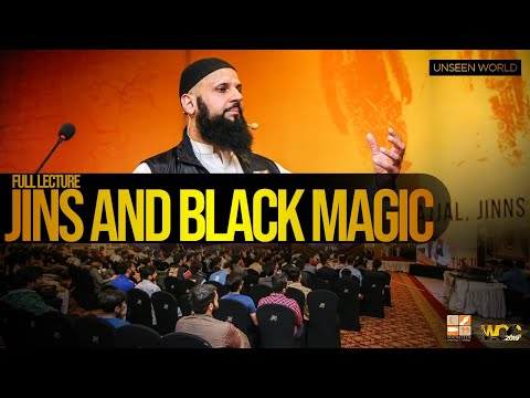 The Evils Of Black Magic | Full Lecture | Raja Zia Ul Haq | Unseen World