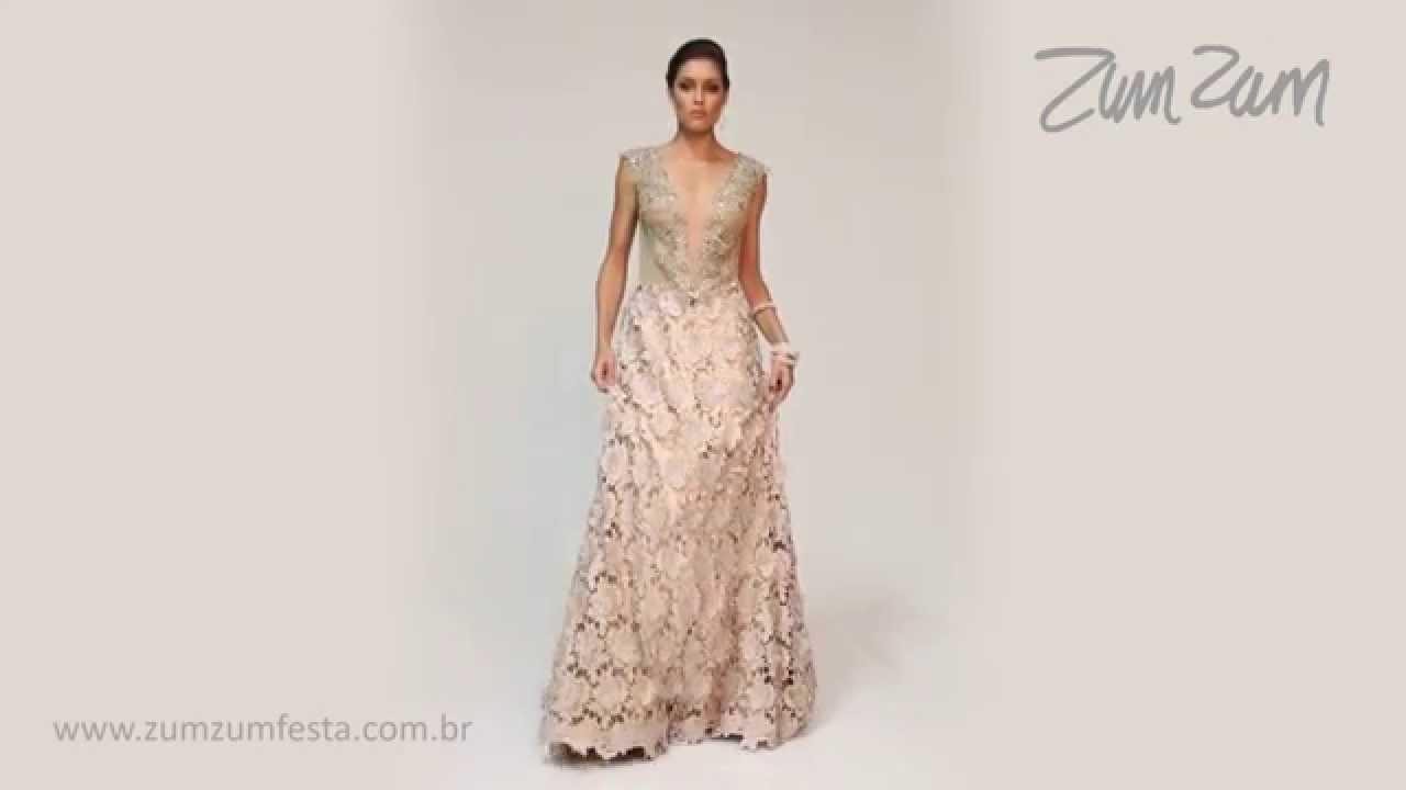 Vestido para bodas de cristal