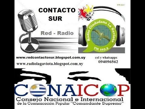 Encuentro de radio Montevideo 2'017
