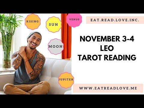 "LEO SOULMATE ""TIK TOK ITS LOVE"" NOVEMBER 3-4 DAILY TAROT READING"