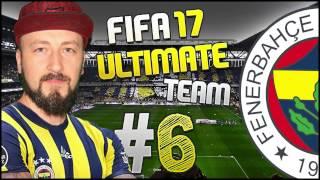 FIFA 17 ULTIMATE TEAM FENERBAHÇE #6 Rob Inform Persie! Siyah Kart! (Türkçe)