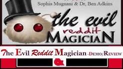 The Evil Reddit Magician SPECIAL Review | BONUS Demo | Sophia | Ben Adkins