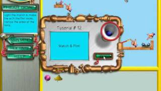 Return of the Incredible Machine: Contraptions (Sierra) (2000) Tutorials 1 / 29
