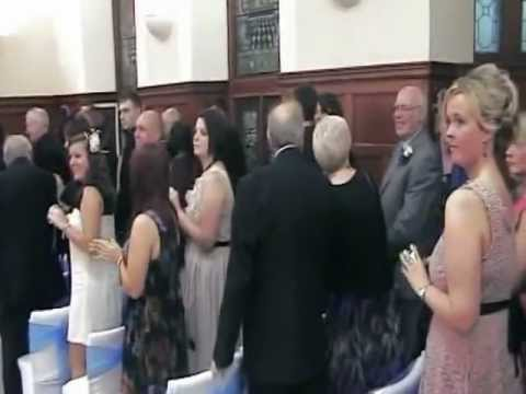 My Wedding The Best Wedding Ever In The World 2011 Glasgow Scotland Pollockshields Burgh Hall