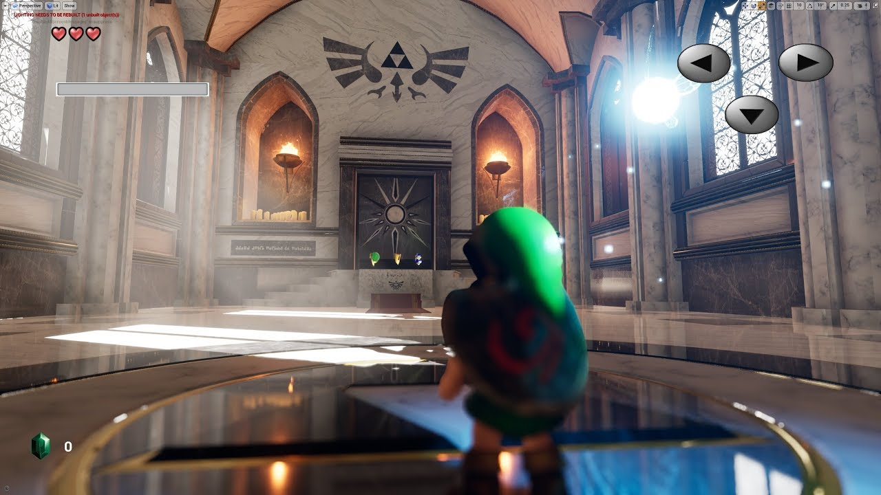 Gamer Has Remade Zelda Ocarina of Time in Unreal Engine and