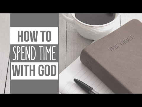 SPENDING TIME WITH GOD || What Is Devotional Prayer + How To Do It