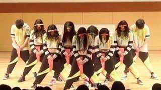 大宮北高校ダンス部 NO DOUBT 5th 工学院 優勝 thumbnail