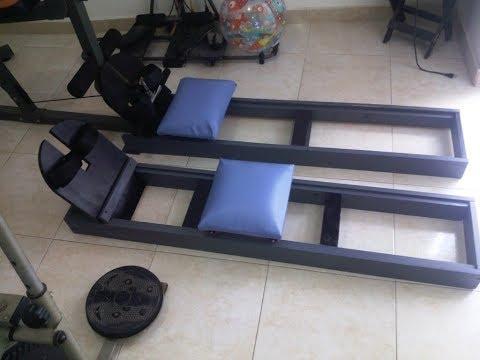 Maquina de Remo, rowing machine