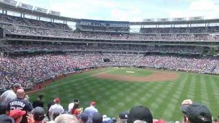 Washington Nationals vs. New York Yankees