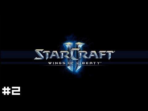 StarCraft 2: Wings of Liberty #2 - Bunker Defense