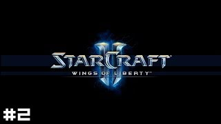 StarCraft 2: Wings of Liberty #2 - Bunker Defense