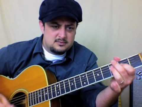Guitar Lesson - How to Play John Mayer - Waiting on the World to Change simple song