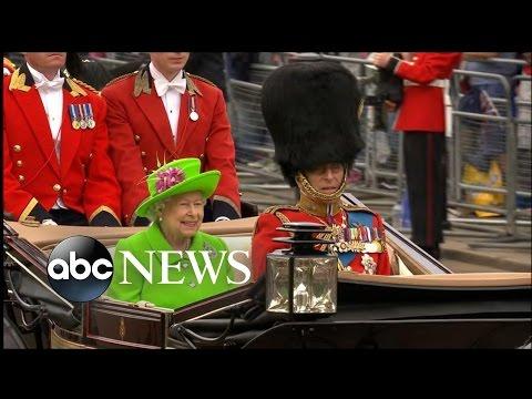 Queen Elizabeth II's 90 Birthday