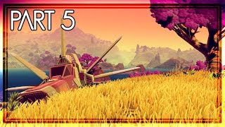 No Man's Sky - Rare Solar Systems, Tropical Planets & Exotic Resources (Let's Play Part 5)