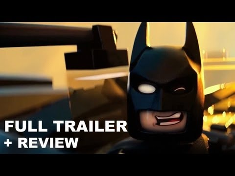 The Lego Movie 2014 Official Trailer + Trailer Review : HD PLUS