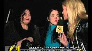 Celeste Pisapia y Mirta Wons - Versus