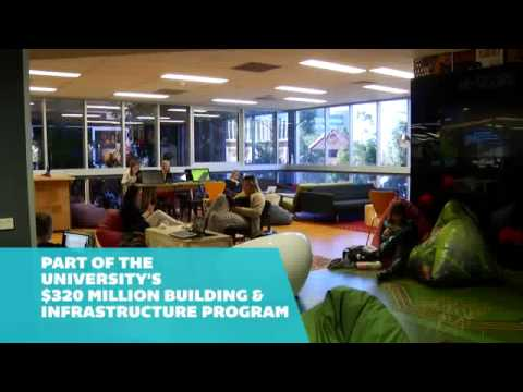 Griffith University, Gold Coast Campus Library and Learning Commons