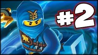 LEGO Ninjago: Shadow of Ronin - Walkthrough - Part 2 - Chen's Dungeon!