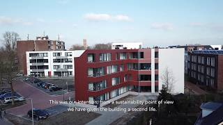 Rockpanel exterior cladding contributes to Renovation project (NL)