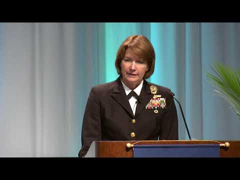 Vice Admiral Nancy A.  Norton, USN