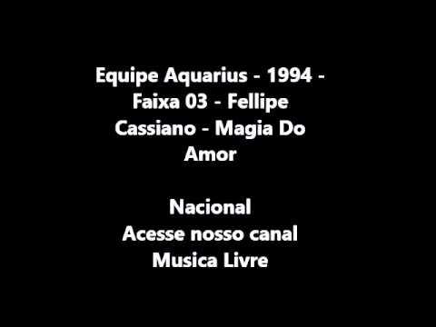 Equipe Aquarius - 1994 - Faixa 05 - Rony e Rogerio - Felicidade