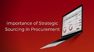 Importance of Strategic Sourcing in Procurement