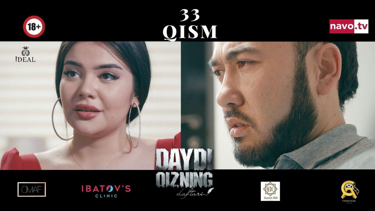Download Daydi qizning daftari (o'zbek serial) 33-qism | Дайди қизнинг дафтари (Ўзбек сериал) 33-қисм