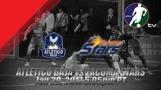 Atletico Baja vs Tacoma Stars