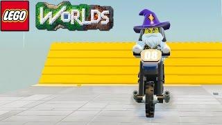 Lego Worlds - Insane Stunts [17]