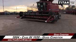 Case IH 1020, 25