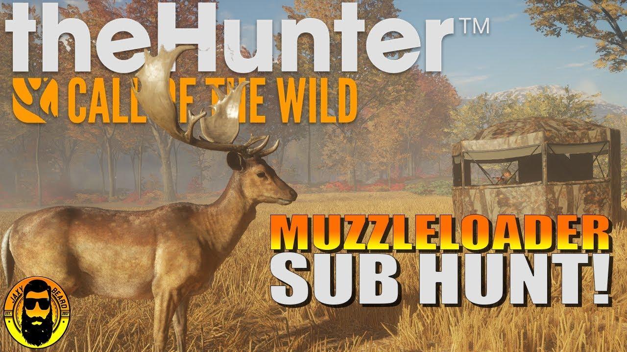 Smoke Show Sub Hunt! in theHunter Call of the Wild