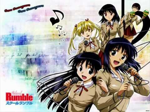 scramble (karaoke)