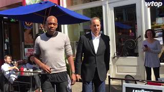 Dave Chappelle and Jerry Seinfeld spotted in D.C.