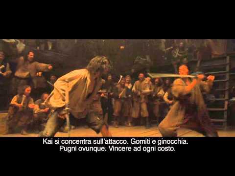 """Sul set di 47 Ronin: """"Samurai in azione"""" (sottotitoli in italiano)"""