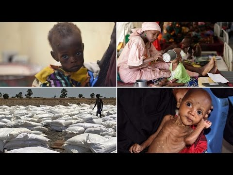 UN: World facing 'largest humanitarian crisis' since 1945