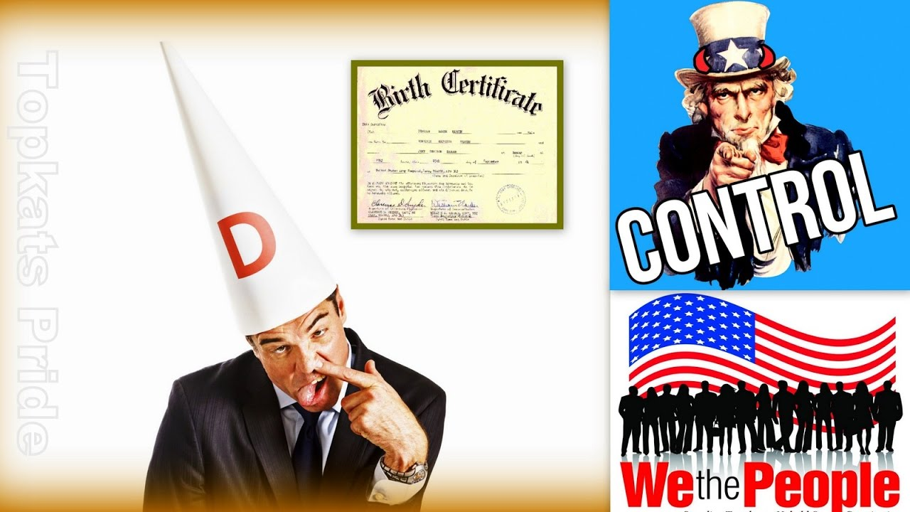 Us Birth Certificate Fraud Proof Of A Huge Government Conspiracy