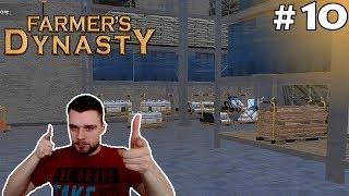ZACZYNAMY REMONTY?! :D #10 - Farmer's Dynasty | SWIATEK