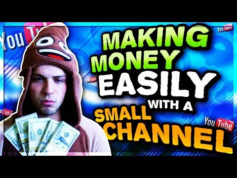How To Grow & Make Money With A Small YouTube Channel (Instagram Live Replay)