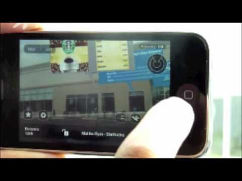 Acsys Interactive Malibu Fitness Augmented Reality Demo