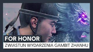 For Honor - Wydarzenie R3S4: Gambit Zhanhu - Zwiastun