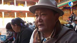 GLOBALink | Panchen Lama earns