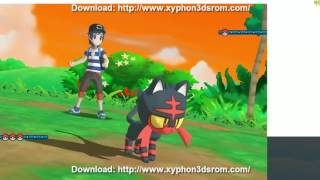 Unofficial Citra CPU JIT gdmk Build December Download - Pokemon Sun and Moon