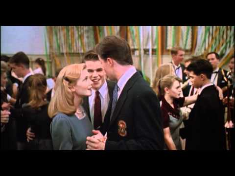 school ties the movie School ties - 1992 set in the 1950s, a star-quarterback is given an opportunity to attend an elite preparatory school but must conceal the fact that he is jewish.
