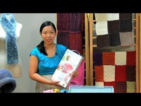 Martha Stewart Crafts Knit And Weave Loom Kit Project Inspiration