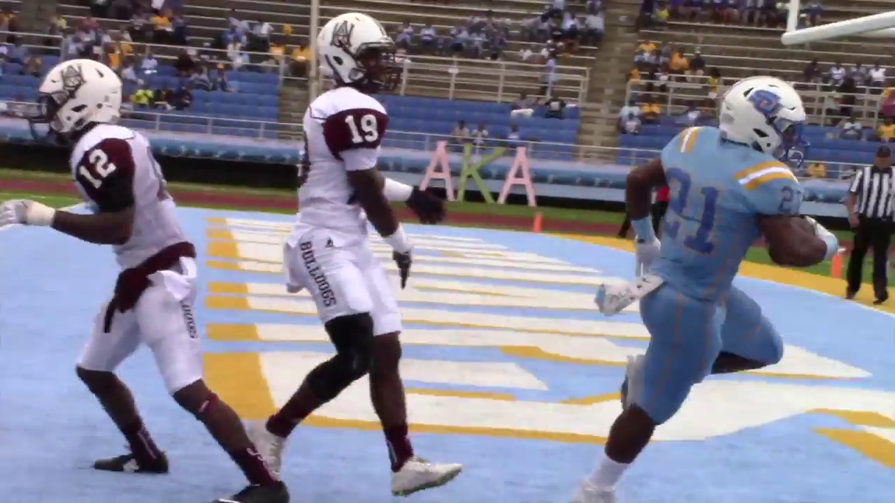 Southern University Football Vs Jsu 2017 Pump Up Video Youtube